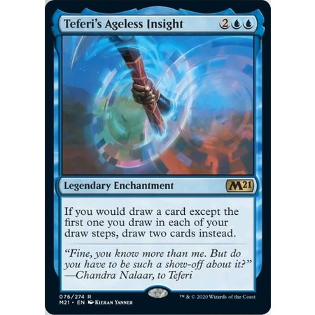 Teferi's Ageless Insight