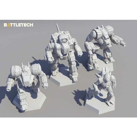 PREORDER - BattleTech: Inner Sphere Support Lance