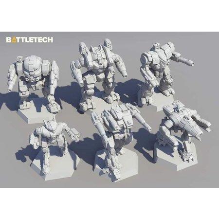 PREORDER - BattleTech: Comstar Battle Level II