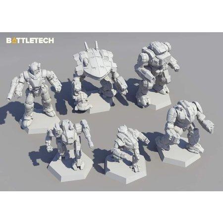 PREORDER - BattleTech: Comstar Command Level II