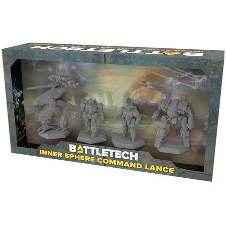 RESTOCK PREORDER - BattleTech: Inner Sphere Command Lance