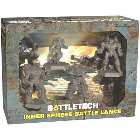 RESTOCK PREORDER - BattleTech: Inner Sphere Battle Lance