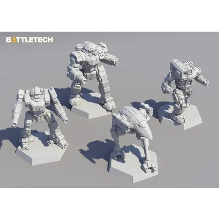 PREORDER - BattleTech: Inner Sphere Urban Lance