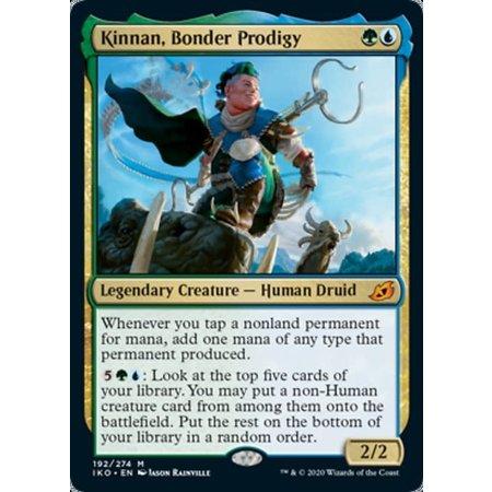 Kinnan, Bonder Prodigy
