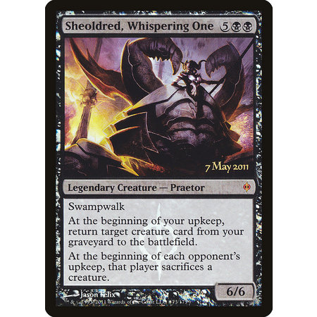 Sheoldred, Whispering One - Foil - Prerelease Promo (MP)