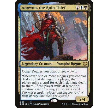 Anowon, the Ruin Thief - Foil