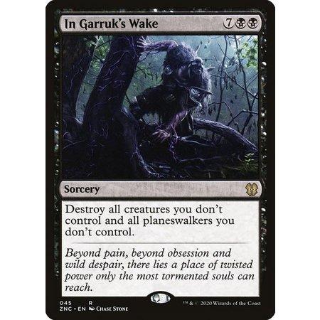 In Garruk's Wake
