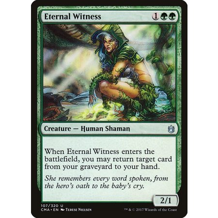 Eternal Witness (LP)