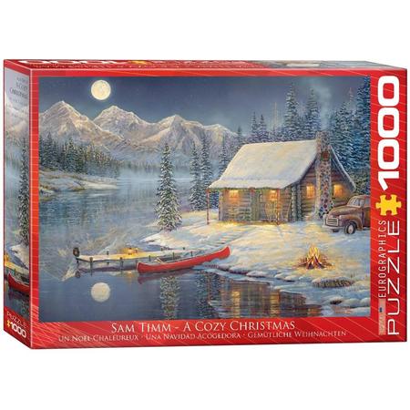 1000 - A Cozy Christmas