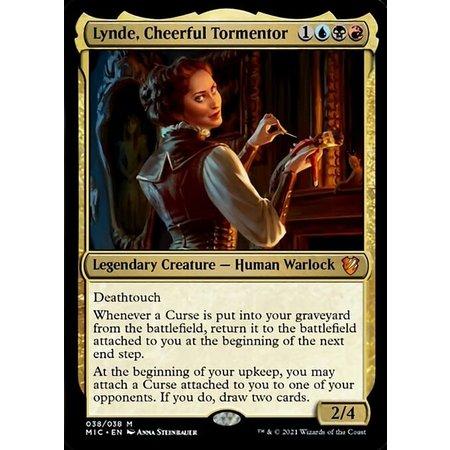 Lynde, Cheerful Tormentor
