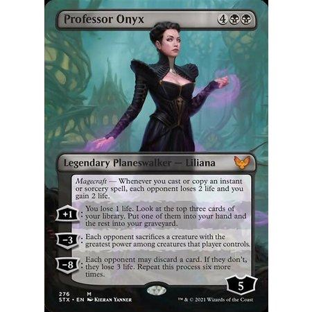 Professor Onyx - Foil