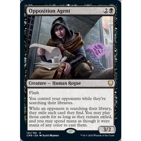 Opposition Agent