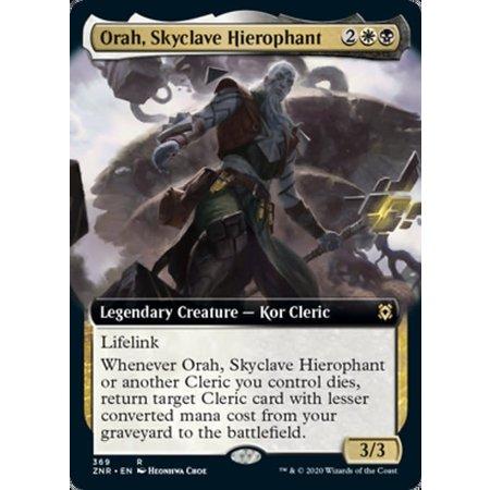 Orah, Skyclave Hierophant - Foil