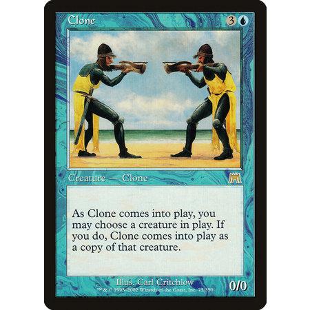 Clone - Foil (Damaged)