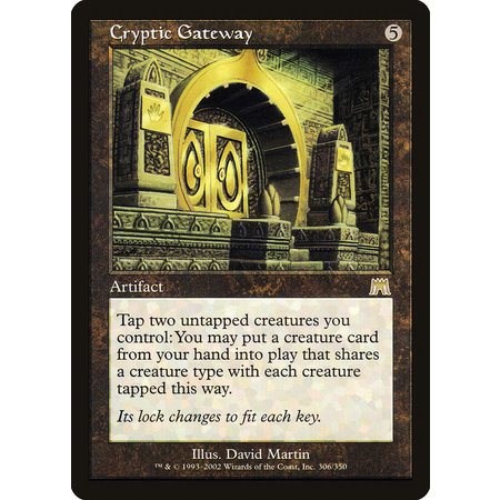 Cryptic Gateway (MP)
