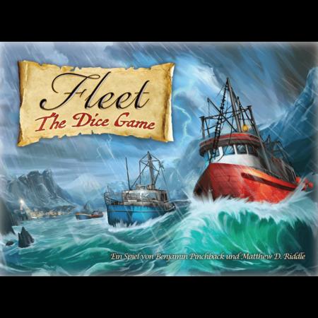 RESTOCK PREORDER - Fleet: The Dice Game