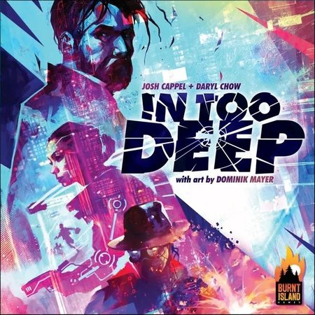 PREORDER - In Too Deep