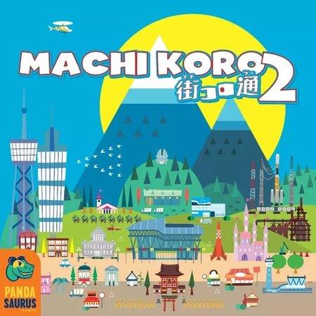 PREORDER - Machi Koro 2