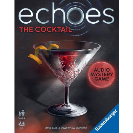 PREORDER - Echoes: The Cocktail