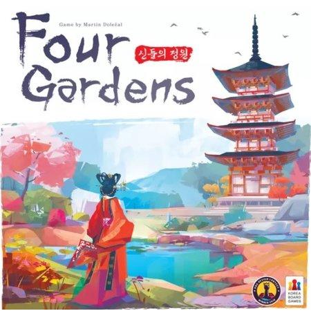 RESTOCK PREORDER - Four Gardens