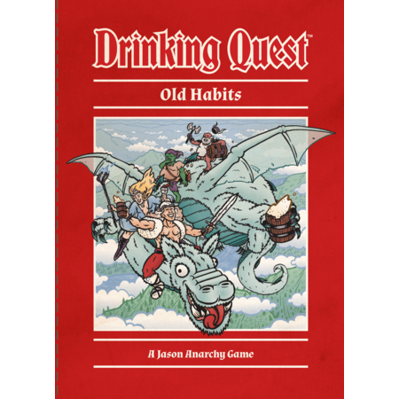 RESTOCK PREORDER - Drinking Quest: Old Habits