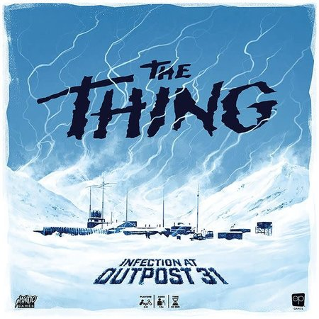 PREORDER - The Thing™ Infection at Outpost 31 (2nd edition)
