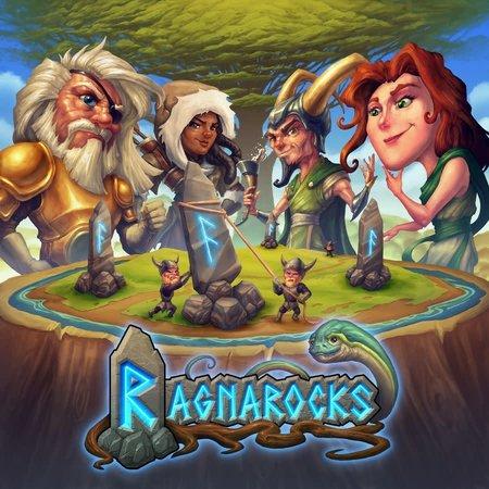 PREORDER - Ragnarocks - Kickstarter Edition