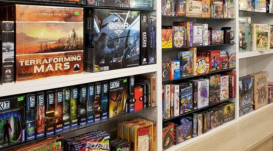 Rain City Games: Vancouver's friendly local game store | Now shipping across Canada