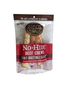 "Earth Animal No-Hide Beef Chews, 7"" - 2 pack"