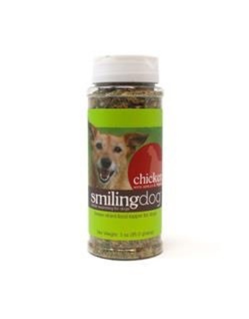 Herbsmith Smiling Dog Food Topper