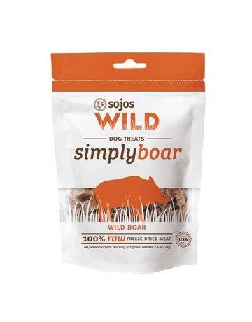 SOJOS Sojos SimplyWILD Boar treats