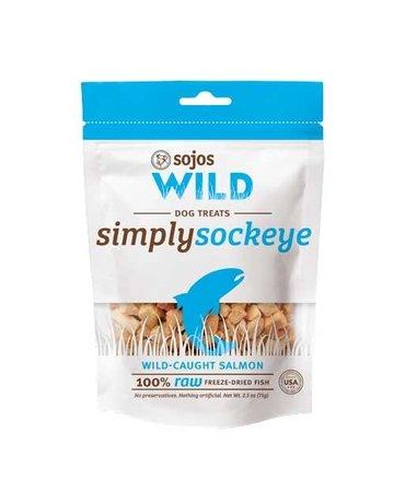 SOJOS Sojos SimplyWILD Salmon treats