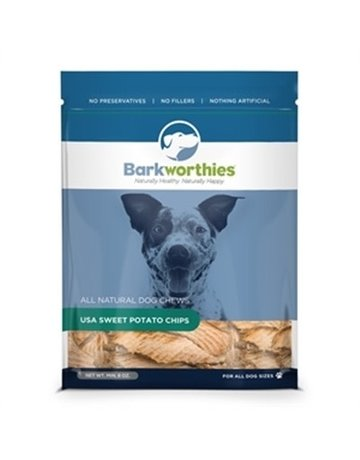 Barkworthies Sweet Potato Chips