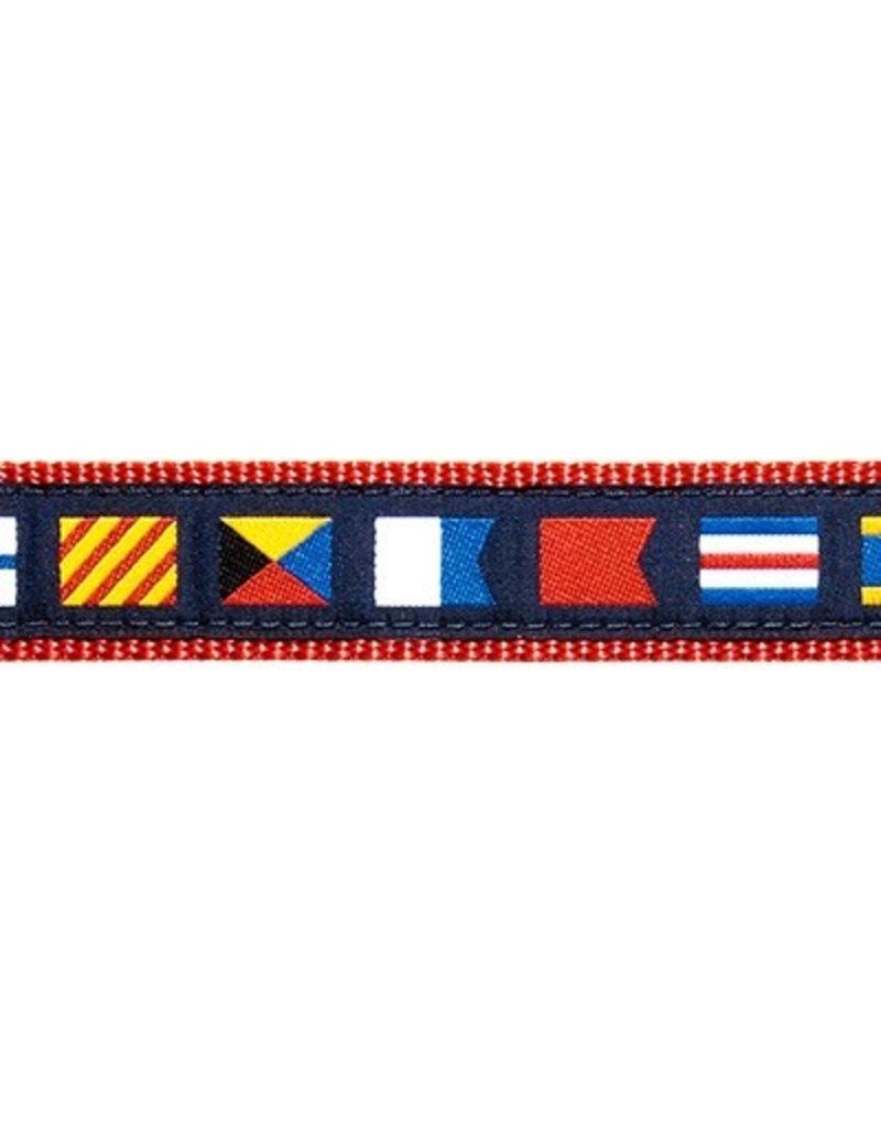 Preston Ribbons A-Z Code Navy Blue