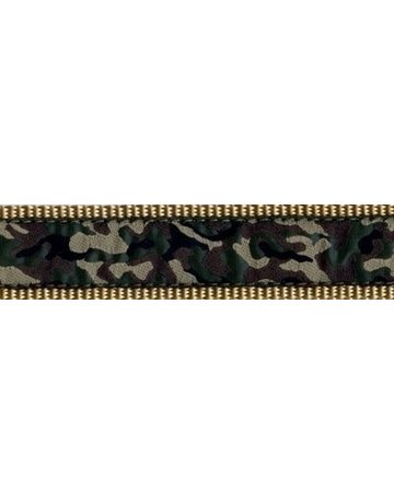 Preston Ribbons Green Camo