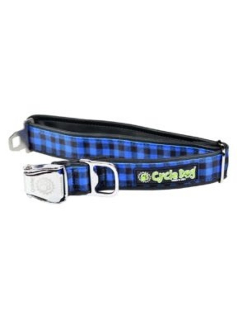 Cycle Dog Cycle Dog cobalt buffalo check