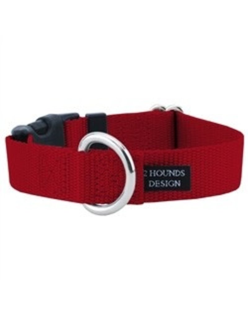 2 Hounds Design 2HD red