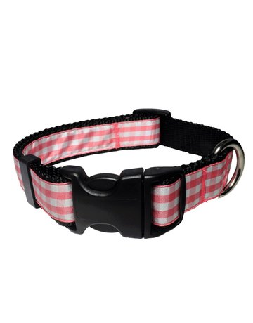 Paw Paws USA Gingham - Pink