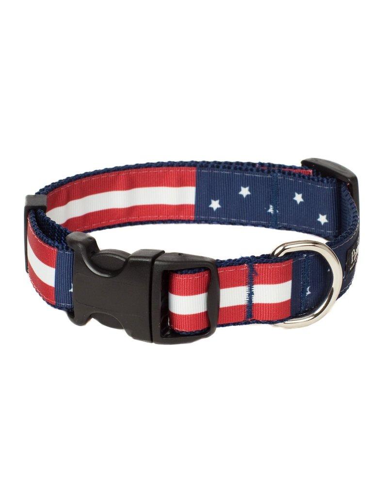 Paw Paws USA Americana Flag