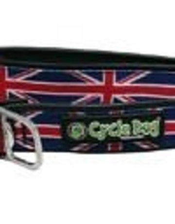 Cycle Dog Cycle Dog Union Jack Collar Large