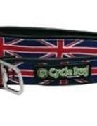 Cycle Dog Cycle Dog Union Jack Collar Medium