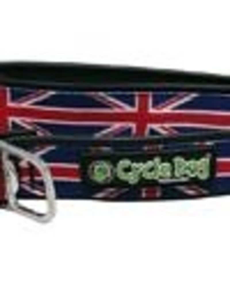 Cycle Dog Cycle Dog Union Jack Collar Medium