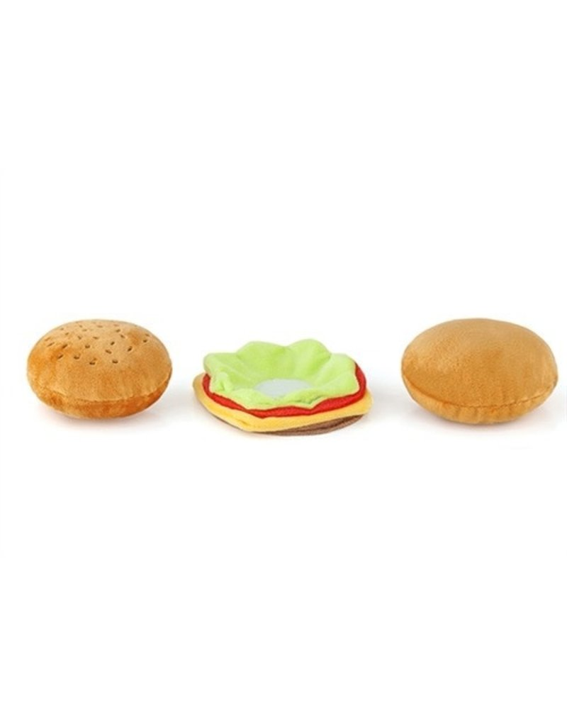 P.L.A.Y. P.L.A.Y. Burger plush