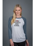 Dog People are Cool Women's T - Dog People are Cool Baseball shirt