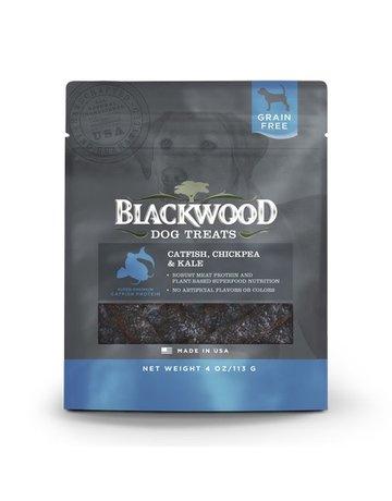 Blackwood Blackwood treats Catfish, Chickpea, & Kale