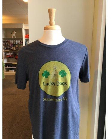 Lucky Dogs Logo Tee