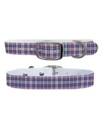 C4 Belts C4 Spring Plaid collar