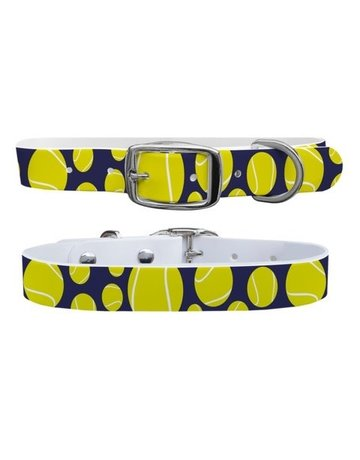 C4 Belts Tennis Balls collar