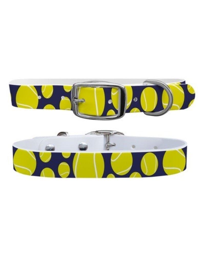 C4 Belts Tennis Balls collar