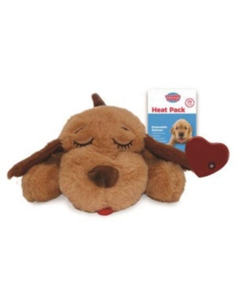 SmartPet Love Snuggle Puppy - brown & white